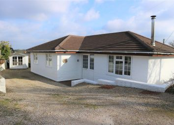 Thumbnail 3 bed detached bungalow for sale in Wheal Damsel Road, Carharrack, Redruth