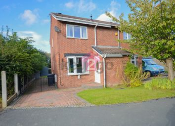 Thumbnail 2 bed semi-detached house for sale in Thorpe Drive, Waterthorpe, Sheffield