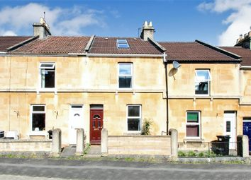 Thumbnail 4 bed terraced house for sale in Highland Road, Bath
