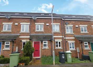 Thumbnail 3 bed terraced house for sale in Swallow Close, Wellingborough, Wellingborough, Northamptonshire