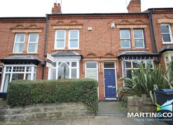 Thumbnail 2 bed terraced house to rent in Hartledon Road, Harborne