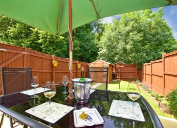 Thumbnail 2 bed end terrace house for sale in Gilman Close, Hawkinge, Folkestone, Kent