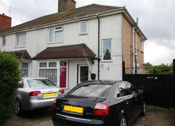 Thumbnail 3 bed semi-detached house for sale in Westfield Road, Peterborough
