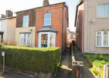 Thumbnail 4 bed semi-detached house for sale in Compton Street, Chesterfield