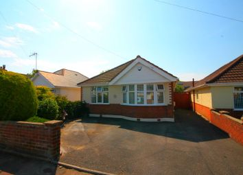 Thumbnail 2 bed detached bungalow for sale in Mellstock Road, Oakdale, Poole