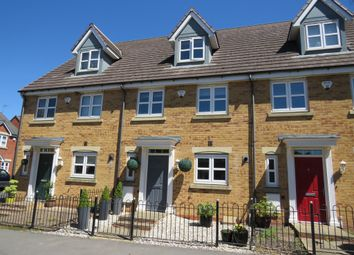 Thumbnail Town house for sale in Hall Farm Way, Smalley, Ilkeston