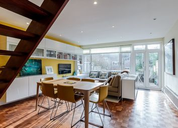 Thumbnail 3 bed terraced house for sale in Surrey Mount, London, London