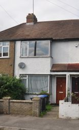 Thumbnail 2 bed terraced house to rent in Warwick Avenue, Egham