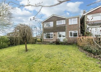 Thumbnail 4 bed detached house for sale in Spring Close, Fair Oak, Eastleigh, Hampshire