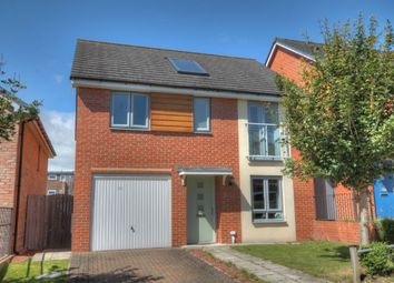 Thumbnail 4 bed detached house for sale in Lydney Court, Throckley, Newcastle Upon Tyne