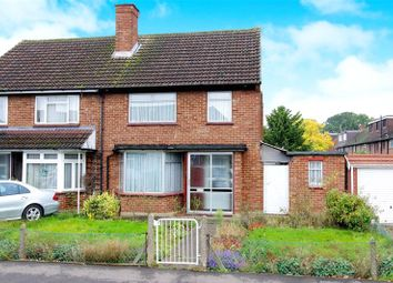 Thumbnail 3 bed semi-detached house for sale in Roundway, Watford