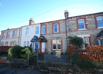 Thumbnail 4 bed terraced house for sale in Woodbine Road, Gosforth, Newcastle Upon Tyne
