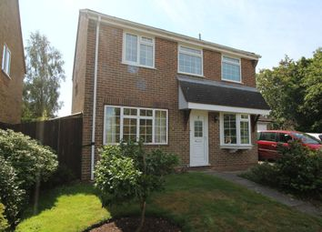Thumbnail 4 bedroom detached house to rent in Baywell, Leybourne, West Malling