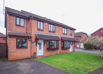 3 bed semi-detached house for sale in Wickham Close, Coventry CV6