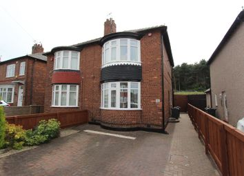 Thumbnail 2 bed semi-detached house for sale in Geneva Crescent, Darlington