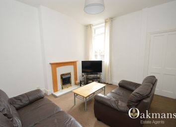 Thumbnail 4 bed terraced house to rent in Fashoda Road, Selly Park, Birmingham, West Midlands.
