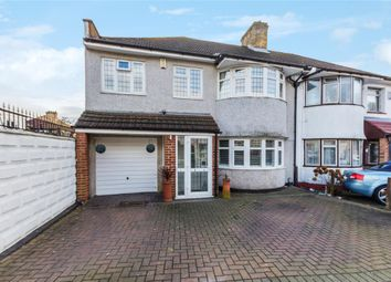 5 bed semi-detached house for sale in Wrotham Road, Welling, Kent DA16