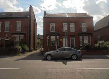 Thumbnail 7 bed semi-detached house for sale in Stockport Road, Manchester