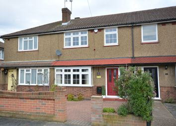 3 bed terraced house for sale in Firham Park Avenue, Harold Wood, Romford RM3