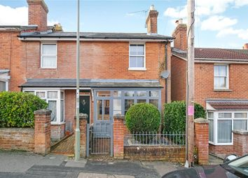 Thumbnail 3 bed end terrace house for sale in Nelson Road, Winchester, Hampshire