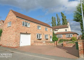 Thumbnail 5 bed detached house for sale in The Slack, Crowle, Scunthorpe, Lincolnshire