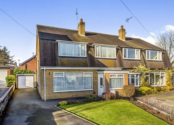 Thumbnail 3 bedroom semi-detached house for sale in Birch Grove, Forsbrook, Stoke-On-Trent