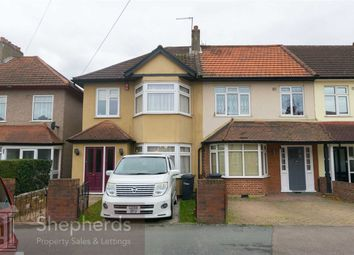 Thumbnail 4 bed end terrace house for sale in Clarendon Road, Cheshunt, Hertfordshire