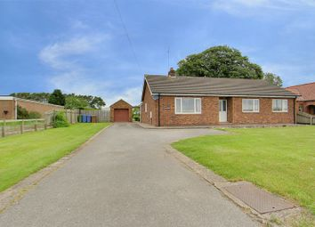 Thumbnail 4 bed detached bungalow for sale in Leas Lane, Seaton, Hull