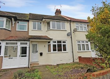 Thumbnail 3 bedroom terraced house for sale in Stanhope Road, Swanscombe, Kent