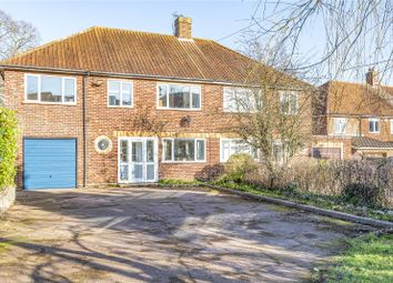 4 bed semi-detached house for sale in Berry Lane, Rickmansworth, Hertfordshire WD3