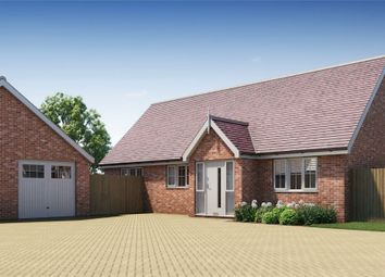 Thumbnail 3 bed detached bungalow for sale in Plot 20 Springfield Meadows, Little Clacton, Essex