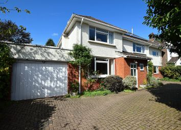Thumbnail 5 bedroom detached house for sale in Heol Wen, Rhiwbina, Cardiff.