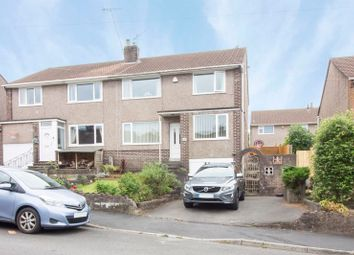 Thumbnail 3 bed semi-detached house for sale in Oaklands Park Drive, Rhiwderin, Newport