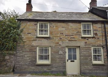 Thumbnail 2 bed semi-detached house to rent in Fore Street, St Teath, Cornwall