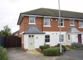 Thumbnail 3 bed semi-detached house to rent in St. Lawrence Chase, Ramsgate