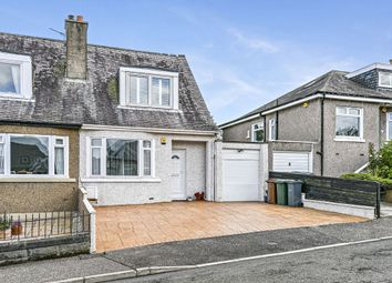 Thumbnail 3 bed bungalow for sale in 52 Britwell Crescent, Craigentinny, Edinburgh