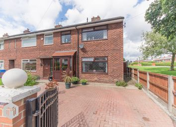 Thumbnail 3 bed semi-detached house for sale in Irwell Avenue, Little Hulton, Manchester