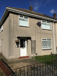 Thumbnail 3 bed semi-detached house to rent in Sackville Close, Immingham