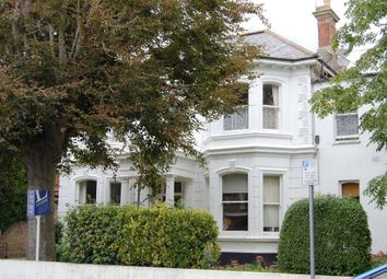 Thumbnail 1 bed flat to rent in Richmond Road, Worthing, West Sussex
