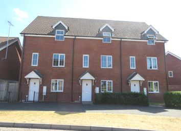 Thumbnail 4 bed semi-detached house for sale in Fairway, Costessey, Norwich