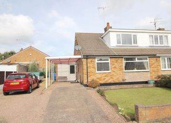 Thumbnail 3 bed semi-detached bungalow for sale in Plum Tree Avenue, Forest Town, Mansfield
