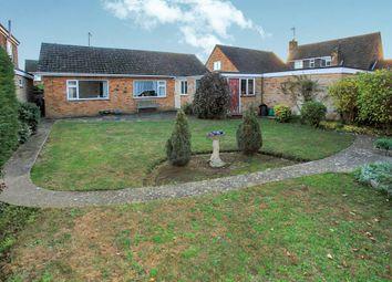 Thumbnail 2 bed detached bungalow for sale in Lewes Gardens, Werrington, Peterborough