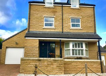 Thumbnail 5 bed detached house for sale in Birchwood Mews, Shadwell, Leeds, West Yorkshire