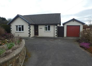 Thumbnail 2 bed detached bungalow for sale in Tanygroes, Cardigan