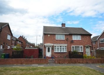 Thumbnail 2 bed semi-detached house for sale in Cullercoats Square, Hylton Castle, Sunderland