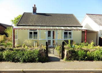 Thumbnail 2 bed detached bungalow for sale in Staddon Road, Holsworthy