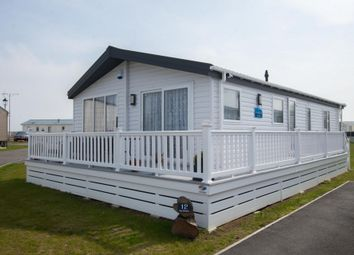 Thumbnail 3 bed mobile/park home for sale in Seaview Holiday Park, St Johns Road