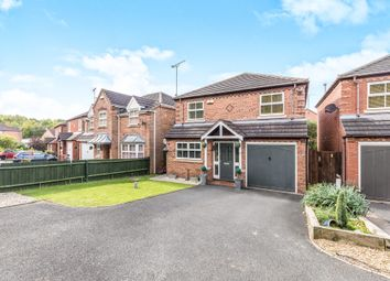 Thumbnail 4 bed detached house for sale in Auckland Close, Warndon, Worcester