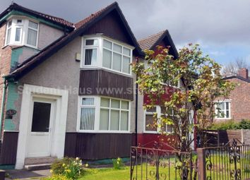 Thumbnail 3 bed property to rent in Bolton Road, Salford
