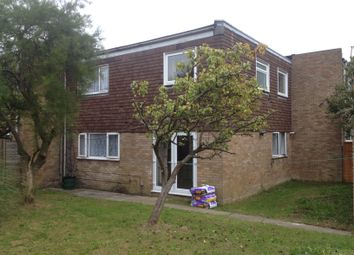 Thumbnail 4 bed terraced house to rent in Copenhagen Close, Luton, Beds
